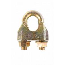 Зажим канатный  ф=30 мм DIN 1142