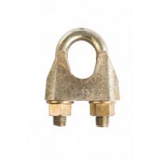 Зажим канатный  ф=40 мм DIN 1142