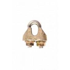Зажим канатный  ф=5 мм DIN 1142