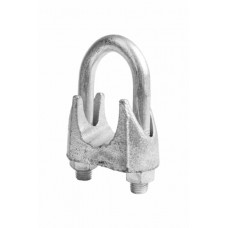 Зажим канатный  ф=40 мм DIN 741